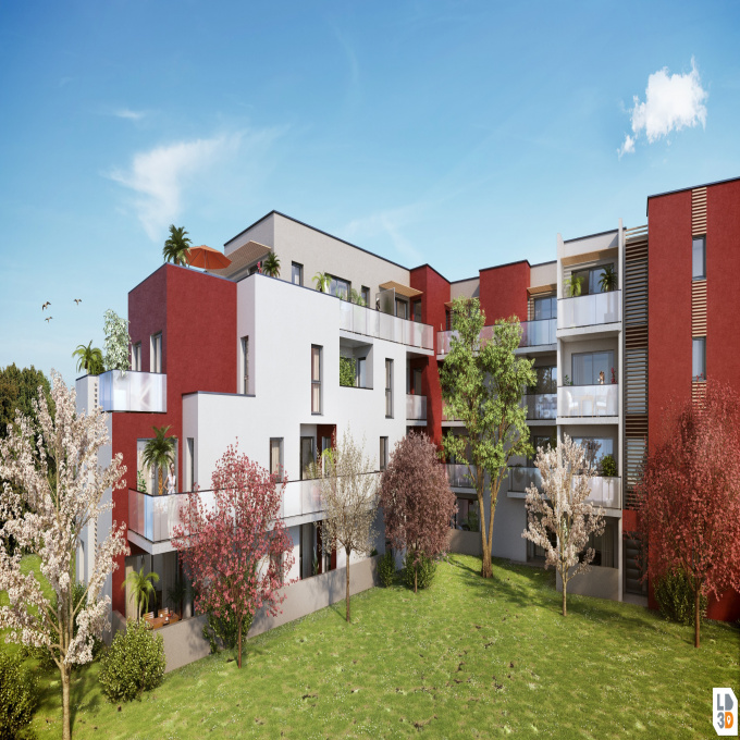 Programme neuf Appartement Montpellier ()