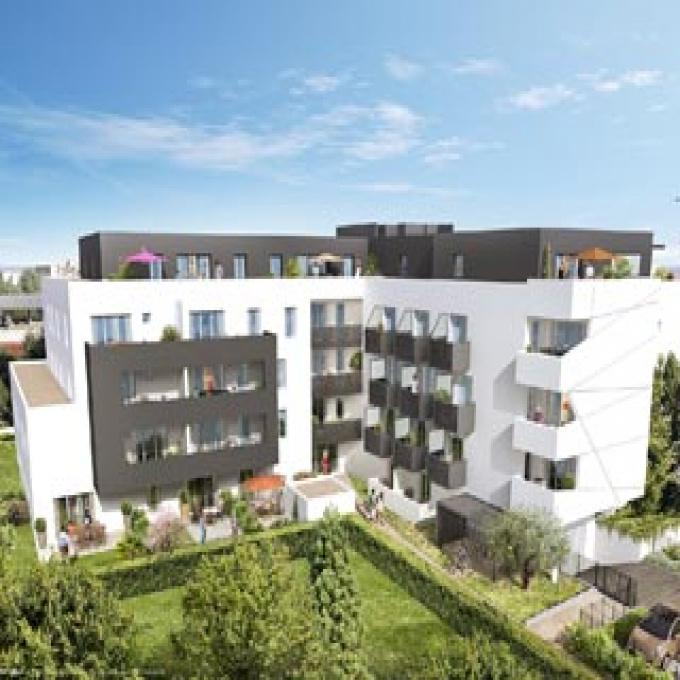 Programme neuf Appartement Montpellier (34070)